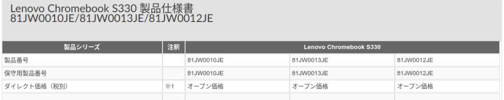 Screenshot2019 08 15at12.13.46 1024x205 - Chromebook13インチオーバーを安く?13型ASUSリファービッシュが2万円?14型Lenovoは4K高画質対応で3万円台?