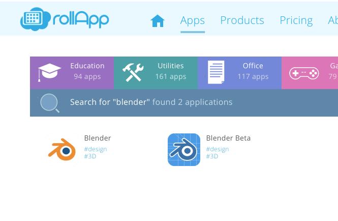 Screenshot2019 08 16at11.35.41 - ChromebookでrollApp Blender?Linuxを使わずBlenderを使うには?!