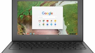 hp chromebook 11 G6 320x180 - HP Chromebook 11 G6とは?教育市場向けPCの基本スペックや価格情報、Android/Linux対応や動画などを紹介!