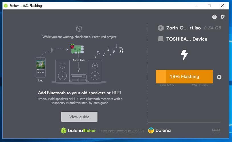 zorin 6 - Windows10 PCでLinux?無料のZorin OSをインストールして使ってみると?!