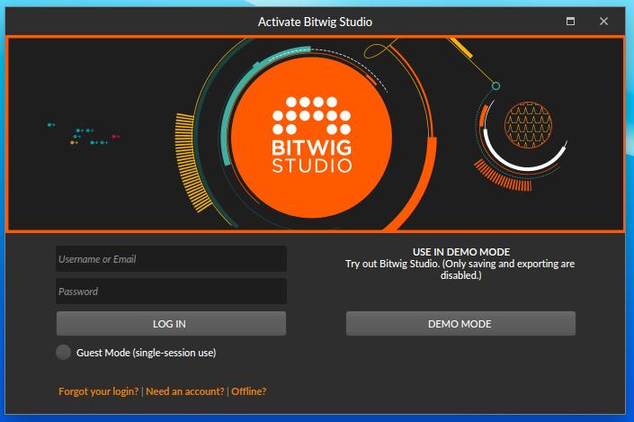 Screenshot 2019 09 13 at 20.08.24 - ChromebookでDTM?デモ版Bitwig Studio 3 Linux版を試す?!