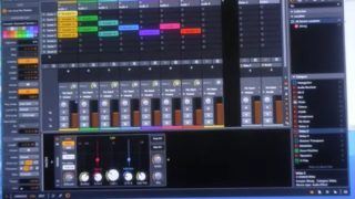Bitwig 8-Track on Chromebook Xubuntu