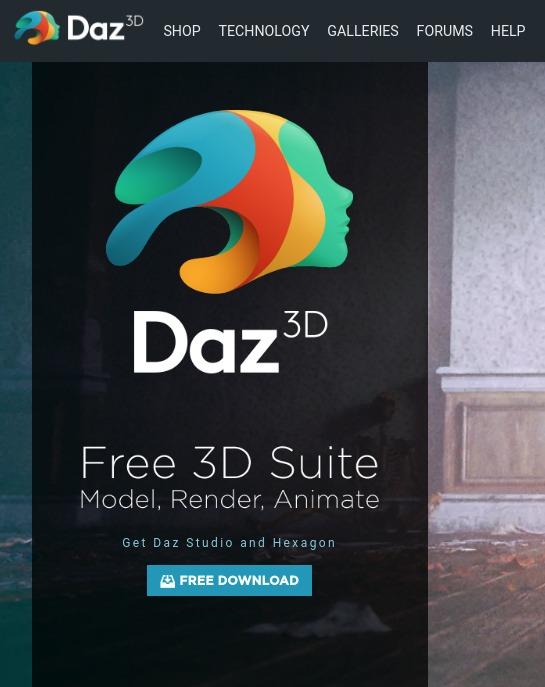 Screenshot 2019 10 10 at 15.24.08 - ChromebookでDAZ?Genesis2をBlenderとMixamoでアニメーション?!