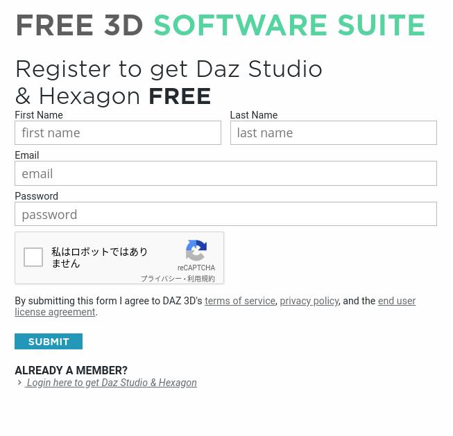 Screenshot 2019 10 10 at 15.25.24 - ChromebookでDAZ?Genesis2をBlenderとMixamoでアニメーション?!