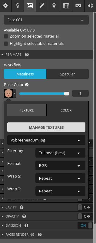 Screenshot 2019 10 10 at 21.18.56 - ChromebookでDAZ?Genesis2をBlenderとMixamoでアニメーション?!