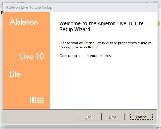 Screenshot from 2019 10 16 18 07 46 - ChromebookでWINE?GalliumOSのPlayOnLinuxでAbleton Liveのインストールにチャレンジ?!