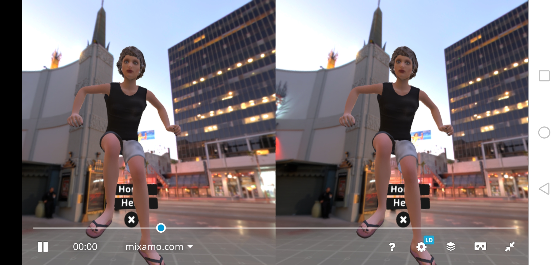 DAZ Studio Genesis2 Mixamo Sketchfab 3DVR