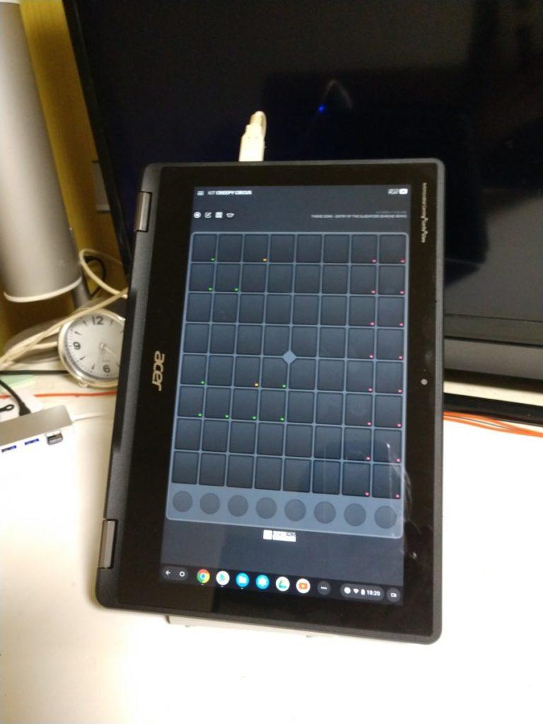 IMG 20191102 182007753 e1572687079585 768x1024 - ChromebookでDTM?Launchpadが使えるAndroidアプリ?!