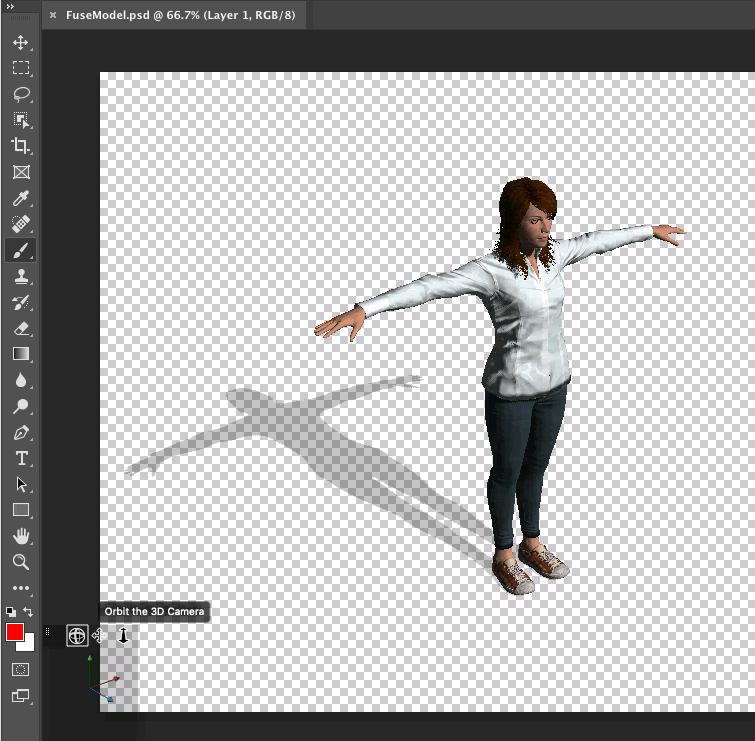 Screenshot 2019 12 08 at 00.54.05 - ChromebookでFuse CC?仮想macOS MojaveのMacinCloudのPhotoshop2020で3DCG?!