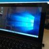Windows10 クローン USB3.1メモリー デュアルブート