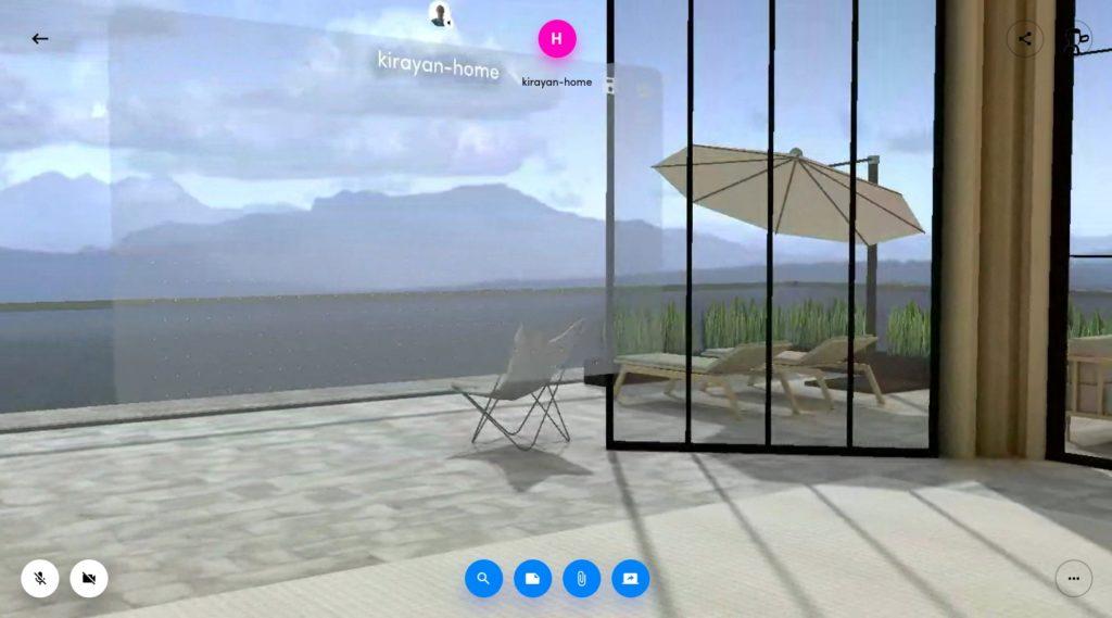 Screenshot 2020 05 21 at 11.28.49 1024x569 - バーチャル空間を共有?無償化された「Spatial」にChromebookから参加してみる?!