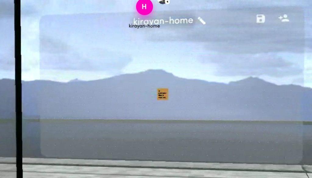 Screenshot 2020 05 21 at 11.37.18 1024x584 - バーチャル空間を共有?無償化された「Spatial」にChromebookから参加してみる?!